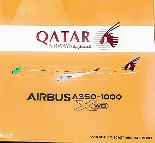 Gemini Jets Qatar Airways Airbus A350 1000 Xwb 1 200 Scale Model Die Cast Part  Lh2089   Lh2qtr089