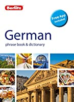 Berlitz Phrase Book & Dictionary German (Bilingual dictionary) (Berlitz Phrasebooks)