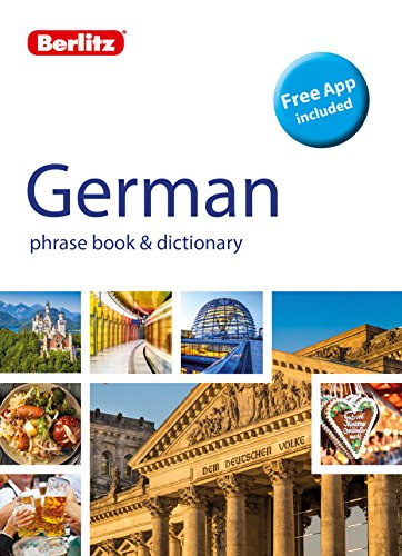 Berlitz Phrase Book & Dictionary German (Bilingual dictionary) (Berlitz Phrasebooks)...