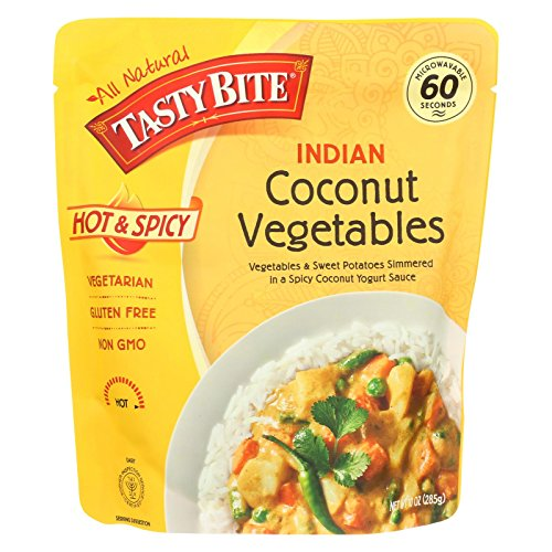 TASTY BITE, COCONUT MILK - Pack of 6 by Tasty Bite