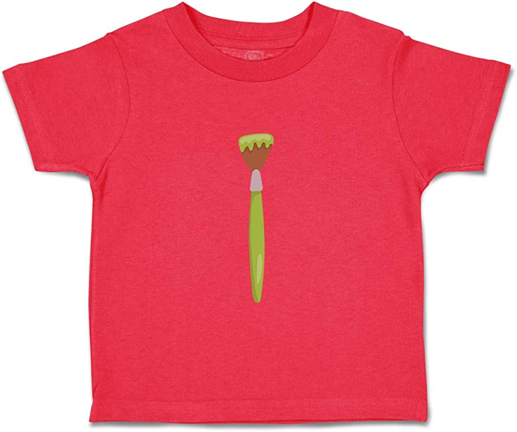 Custom Baby /& Toddler T-Shirt Tassel Square Cotton Boy Girl Clothes