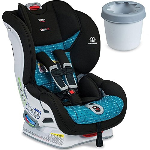 Britax Marathon ClickTight Convertible Car Seat with Cup Holder – Oasis