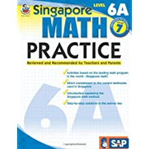 Math Practice, Grade 7: Reviewed and Recommended by Teachers and Parents