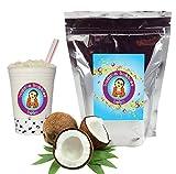 Coconut Boba / Bubble Tea Powder By Buddha Bubbles Boba 10 Ounces