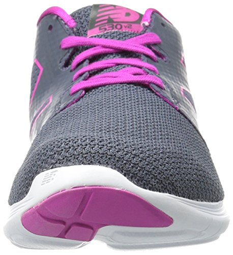 Shoe Balance New Women's Running Poisonberry 530v2 Grey SIqCqw8