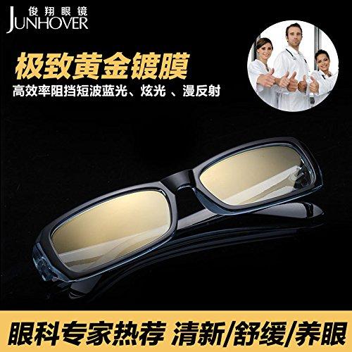 multifonctions radiation plat noir bleue lor bright lunettes jeu marée anti lunettes film informatique la véritable et miroir de 1UxTP5q