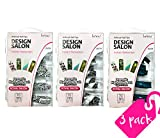 Best unknown Fake Nails - BeYou 3Pack 3Design Salon Nail 70Tips, Professional Fake Review