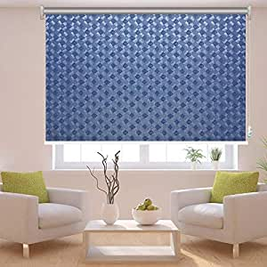 ستائر رول معتمه للشعاع الشمس لجميع الغرف سهلة التركيب الارتفاع 200سم العرض180 سم