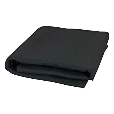 3' X 3' Tillman Panoxidized Felt Back Welding Blanket: Home Improvement