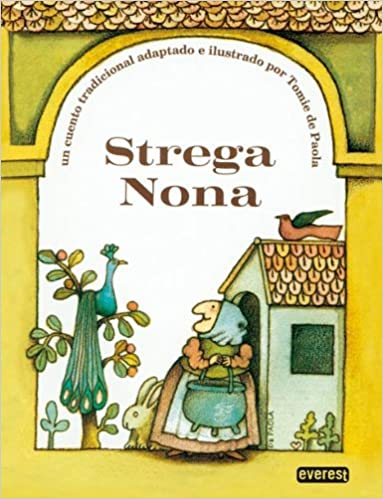 Strega Nona (Spanish) (Spanish Edition): Tomie dePaola: 9788424133498: Amazon.com: Books