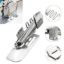 Bazaar KP-104 Janome Coverpro Double-fold Binder Binding Tools Sewing Machine Accessories Part