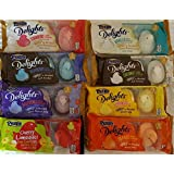 PEEPS Chocolate Dipped Chicks - 8 flavours