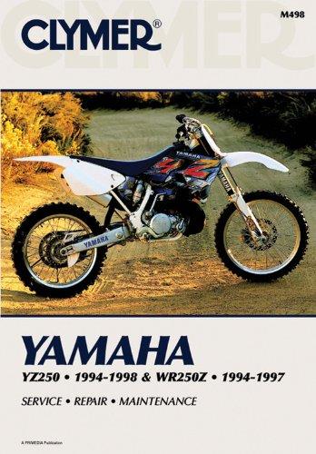 Yamaha YZ250 1994-1998 (CLYMER MOTORCYCLE REPAIR)