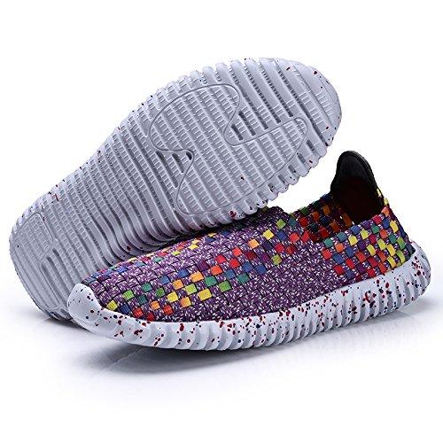 5 Mano Playa Us Hollows Red Verano A Transpirable Tejidos 9 Shopsquare64 Mujer Zapatos Tamaã±o T1ZqwxTg