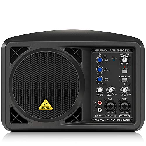 Behringer Eurolive B205D Ultra-Compact
