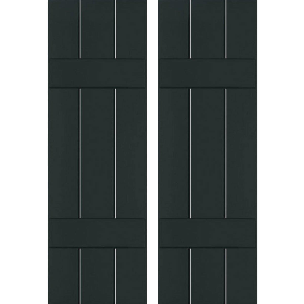 Ekena Millwork CWB12X026DGC Exterior Three Board