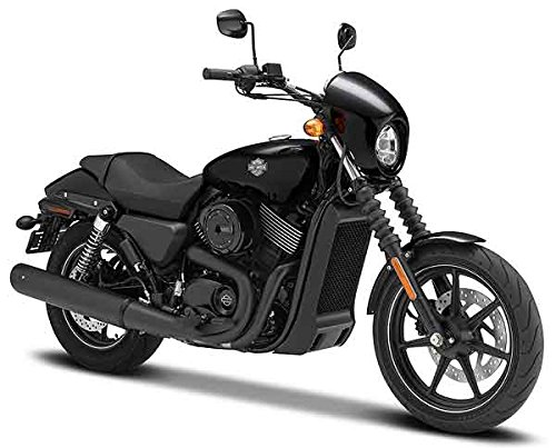 Review Maisto 32333 2015 Harley