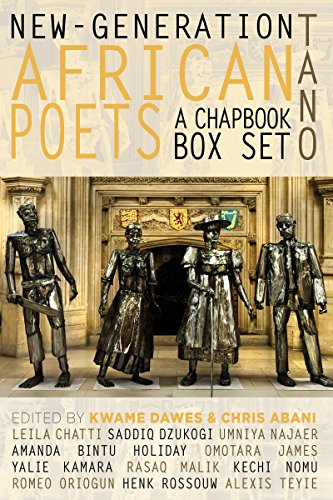New-Generation African Poets: A Chapbook Box Set (Tano) (African Poetry Book Fund) by Akashic Books