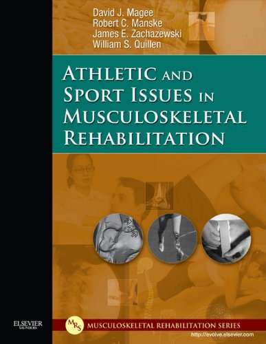 Athletic and Sport Issues in Musculoskeletal Rehabilitation Pdf