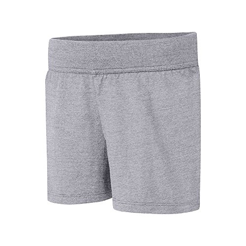 Hanes Girls` Jersey Short
