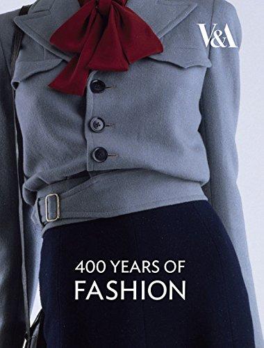 400 Years of Fashion pdf epub