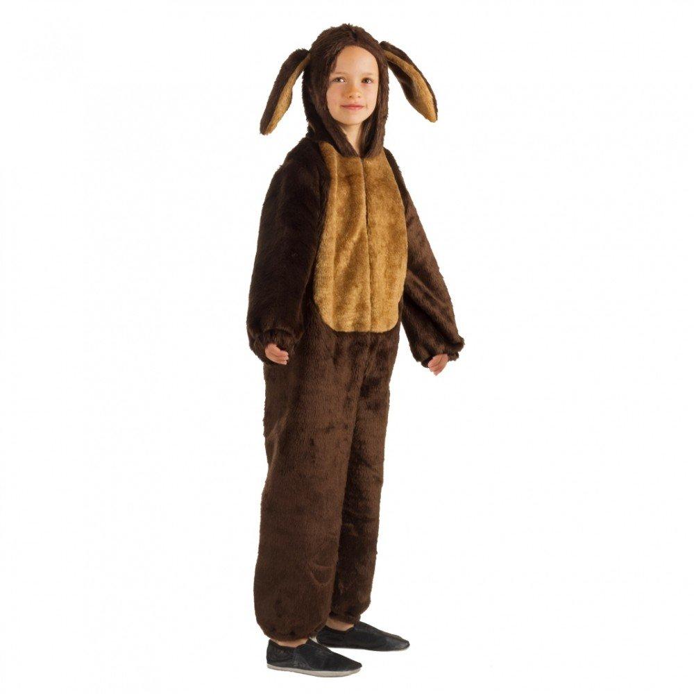 CONIGLIETTO Coniglio Costume Marrone Pasqua PELUCHE Costume CONIGLIETTO di Pasqua costumi