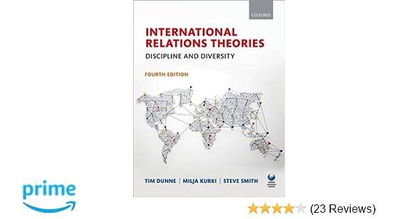 Amazon International Relations Theories Discipline And
