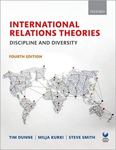 International Relations Theories: Discipline and Diversity: Amazon