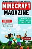 Minecraft Magazine: Edition 2, Minecraft Books, 1499298935