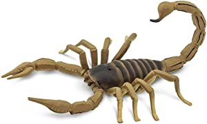 Safari Ltd. Incredible Creatures - Scorpion - Phthalate, Lead and BPA Free - for Ages 3+