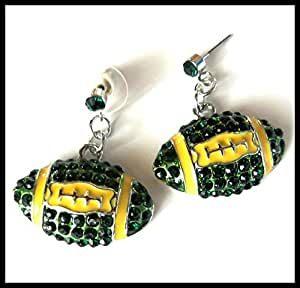 Green & Gold Edmonton Eskimos Inspired Crystal Football. Cubic Zirconia Gold Jewellery. Rope Gold Jewellery. Golden South Gold Jewellery. Pearl Chain Design Gold Jewellery. Gold Turkey Gold Jewellery. Hath Panja Gold Jewellery. Double Jhumka Gold Jewellery. Festival Head Gold Jewellery