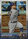 Jose Altuve Baseball Cards Assorted (5) Bundle