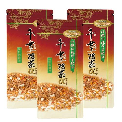 千草28茶α 200g×3個 B008CLJLTK