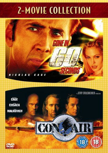 Gone in 60 Seconds/Con Air [Import anglais]