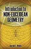 Introduction to Non-Euclidean Geometry (Dover Books on Mathematics)