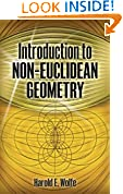 #10: Introduction to Non-Euclidean Geometry (Dover Books on Mathematics)