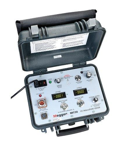 Megger MIT30 High Voltage Insulation Tester, 33 Megaohms ...