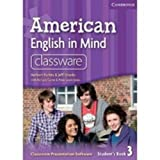 American English in Mind Level 3 Classware, Herbert Puchta and Jeff Stranks, 0521733367