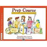 Alfred's Basic Piano Prep Course: Notespeller Book, Level A