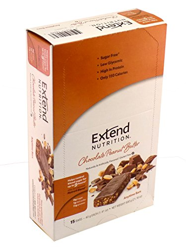 Extend Bar, Chocolate Peanut Butter, 1.41 oz. Bars (Pack of 15)