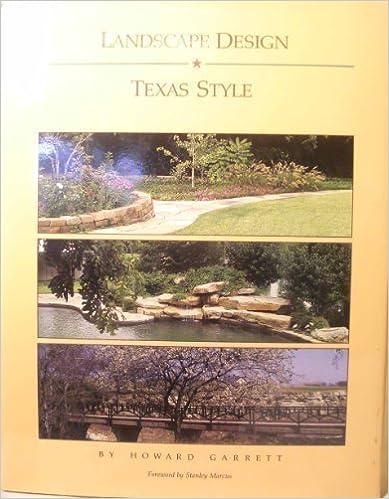 Download online Landscape Design...Texas Style PDF, azw (Kindle)