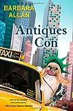 Antiques Con, Barbara Allan, 0758263643