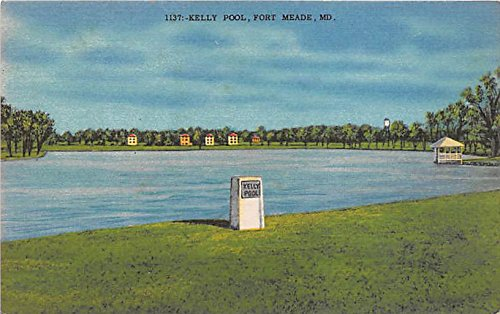 Fort Meade, Maryland Postcard from Old Postcards