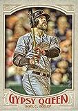 2016 Topps Gypsy Queen Baseball #143 Chris Davis Baltimore Orioles