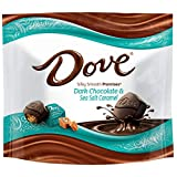 DOVE PROMISES Sea Salt and Caramel Dark Chocolate Candy Bag, 7.61 oz