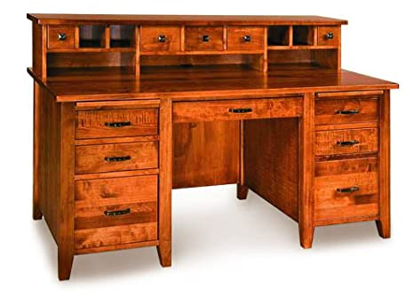 Build Your Own Southwest Desk And Hutch Plan American Furniture