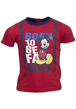 De manga corta para chico de cordones para las cortinas/de Mickey ...