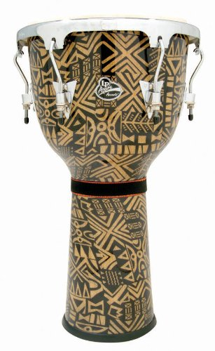 Latin Percussion Aspire Bowl-Shaped Djembe, Serengeti