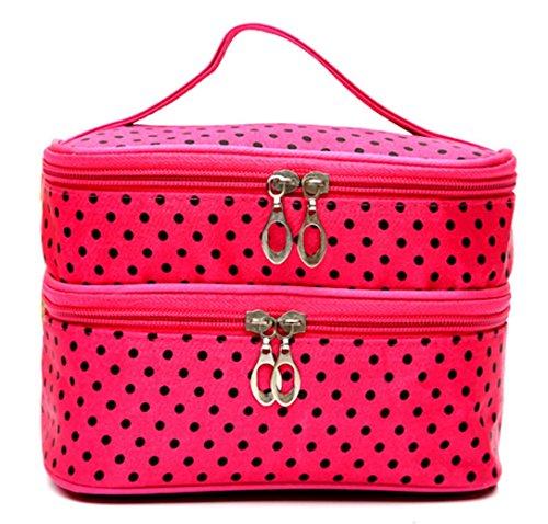 Generic - Bolso mochila  para mujer M rosa (b)