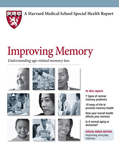 Improving Memory Understanding age related Harvard ebook product image